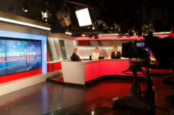 President Michel speaks about the Blue Economy and Martime Governance on Channel NewsAsia