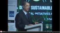 Perspective of small island states- President Michel addressing the  Delhi Sustainable Development Summit