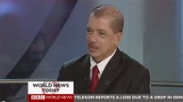 Seychelles President James Michel on BBC World News/Piracy and situation in Somalia