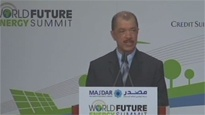 President Michel's keynote speech at the World Future Energy Summit , Abu Dhabi