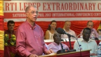 Parti Lepep Extra-Congress address by President James Michel